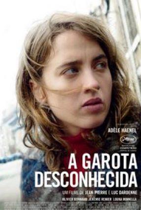 Cartaz do filme A GAROTA DESCONHECIDA – La fille inconnue