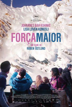 Cartaz do filme FORÇA MAIOR – Turist