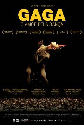 Cartaz do filme GAGA – O AMOR PELA DANÇA – Gaga