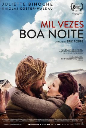 Cartaz do filme MIL VEZES BOA NOITE – A Thousand Times Good Night