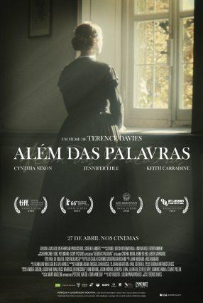 Cartaz do filme ALÉM DAS PALAVRAS – A Quiet Passion