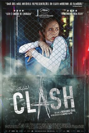 Cartaz do filme CLASH