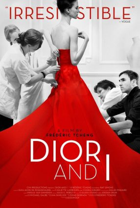 Cartaz do filme DIOR E EU – Dior and I