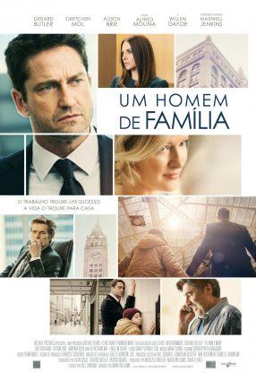 Cartaz do filme HOMEM DE FAMÍLIA – A Family Man