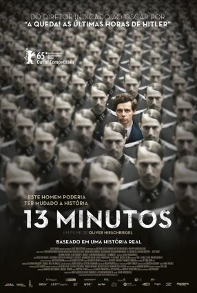 Cartaz do filme 13 MINUTOS – Elser