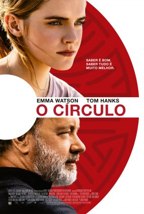 Cartaz do filme O CÍRCULO | The Circle