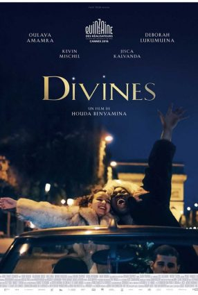 Cartaz do filme DIVINAS | DIVINES