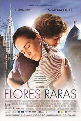 Cartaz do filme FLORES RARAS