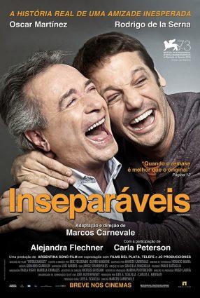 Cartaz do filme INSEPARÁVEIS – Inseparables