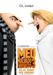 MEU MALVADO FAVORITO 3 – DESPICABLE ME 3