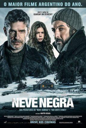 Cartaz do filme NEVE NEGRA | Nieve Negra