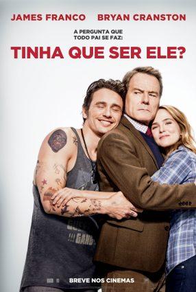 Cartaz do filme TINHA QUE SER ELE | Why Him?