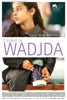 Cartaz do filme O SONHO DE WADJDA – Wadjda