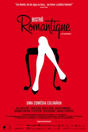 Cartaz do filme BISTRÔ ROMANTIQUE – Brasserie Romantiek