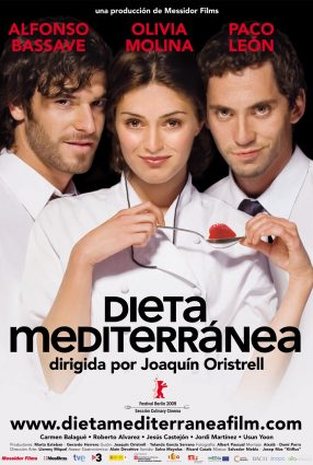 Cartaz do filme DIETA MEDITERRÂNEA – Dieta Mediterránea