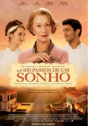 A 100 PASSOS DE UM SONHO – The Hundred-Foot Journey