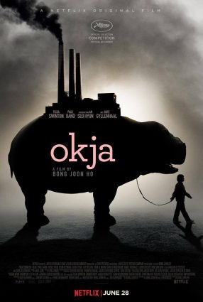 Cartaz do filme OKJA
