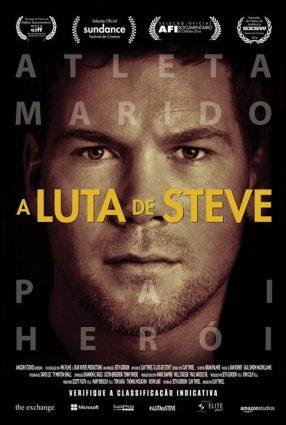 Cartaz do filme A LUTA DE STEVE – GLEASON