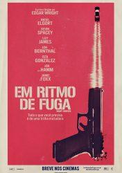 EM RITMO DE FUGA | Baby Driver