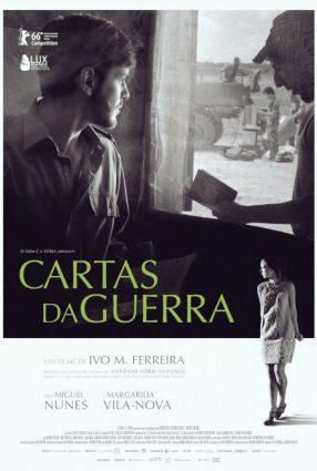 Cartaz do filme CARTAS DA GUERRA