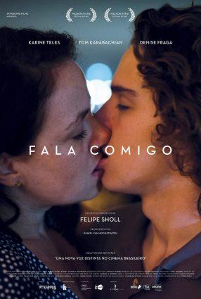 Cartaz do filme FALA COMIGO