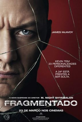 Cartaz do filme FRAGMENTADO – Split