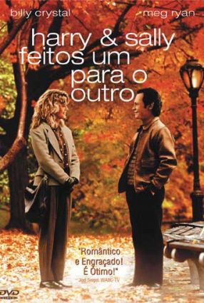 Cartaz do filme HARRY & SALLY – FEITOS UM PARA O OUTRO | When Harry met Sally