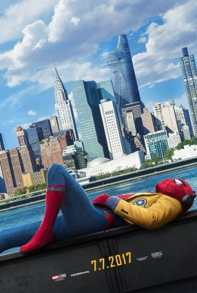 Cartaz do filme HOMEM-ARANHA: DE VOLTA AO LAR | Spider-Man: Homecoming