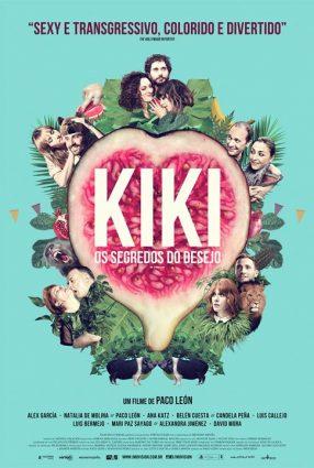 Cartaz do filme KIKI – OS SEGREDOS DO DESEJO | Kiki, el amor se hace