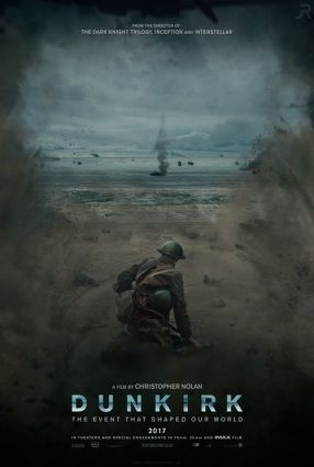Cartaz do filme DUNKIRK