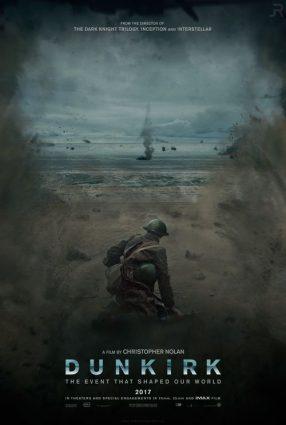 Cartaz do filme DUNKIRK