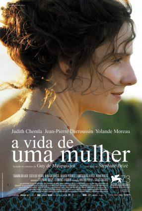 Cartaz do filme A VIDA DE UMA MULHER | UNE VIE