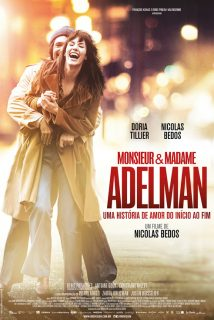 Cartaz do filme MONSIEUR & MADAME ADELMAN