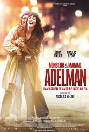 Cartaz do filme MONSIEUR & MADAME ADELMAN