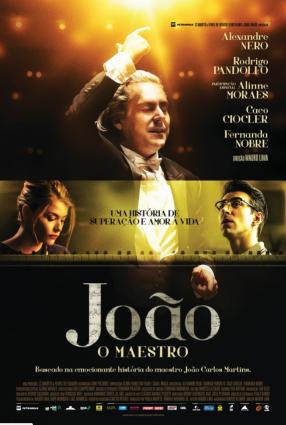 Cartaz do filme JOÃO, O MAESTRO