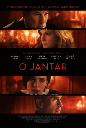 Cartaz do filme O JANTAR | THE DINNER