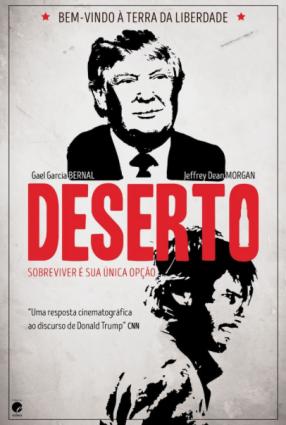Cartaz do filme DESERTO | Desierto