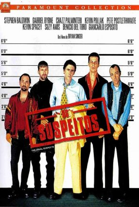 Cartaz do filme OS SUSPEITOS | The Usual Suspects