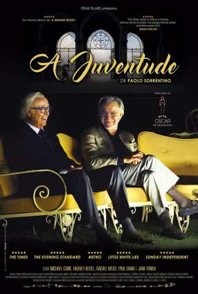 Cartaz do filme A JUVENTUDE – Youth
