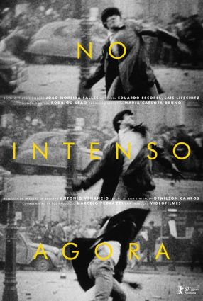 Cartaz do filme NO INTENSO AGORA