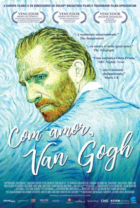 Cartaz do filme COM AMOR, VAN GOGH – LOVING VINCENT
