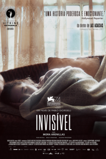 Cartaz do filme INVISÍVEL – Invisible