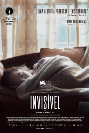 Cartaz do filme INVISÍVEL – Invisible