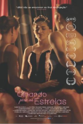 Cartaz do filme OLHANDO PARA AS ESTRELAS