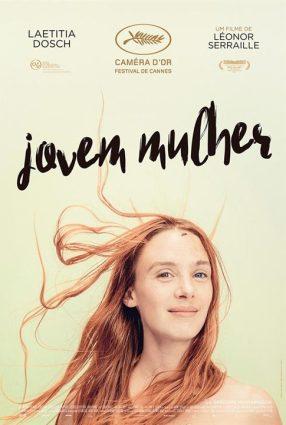Cartaz do filme JOVEM MULHER – JEUNE FEMME