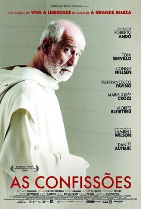 Cartaz do filme AS CONFISSÕES – Le confessioni