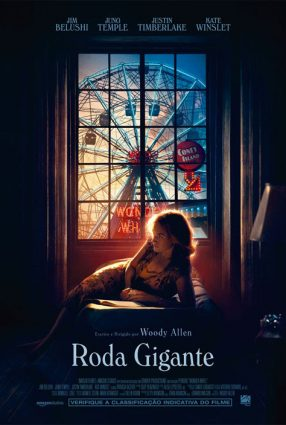 Cartaz do filme RODA GIGANTE – WONDER WHEEL
