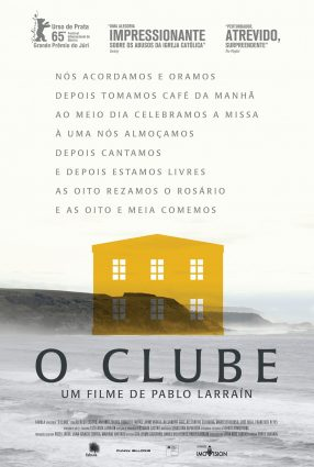 Cartaz do filme O CLUBE