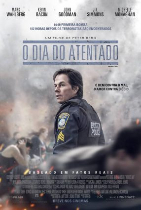 Cartaz do filme O DIA DO ATENTADO – PATRIOTS DAY