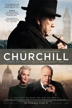 Cartaz do filme CHURCHILL